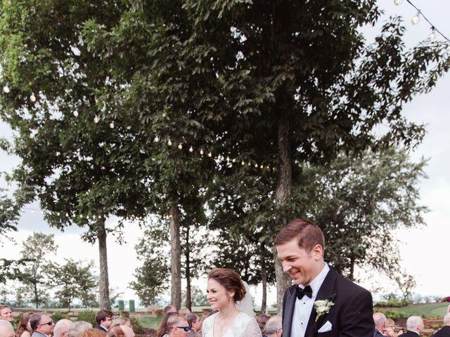 Austin and Haley's Wedding in Huntsville, Alabama 3