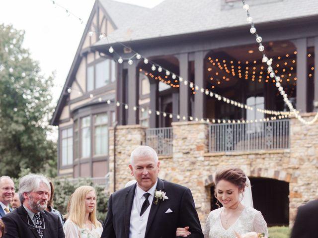 Austin and Haley's Wedding in Huntsville, Alabama 7