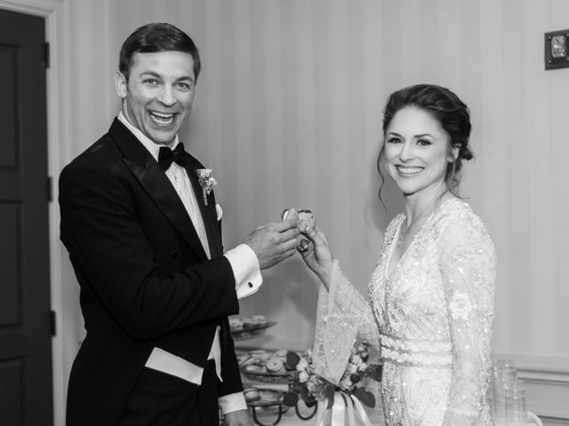 Austin and Haley's Wedding in Huntsville, Alabama 14