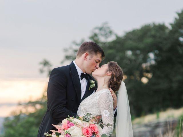 Austin and Haley's Wedding in Huntsville, Alabama 1