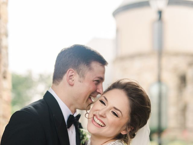 Austin and Haley's Wedding in Huntsville, Alabama 28