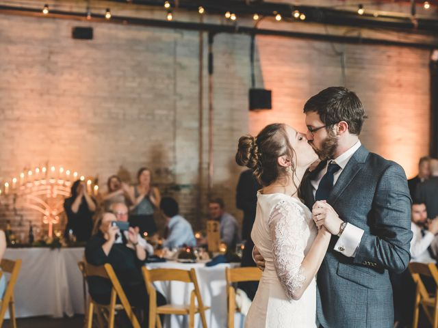 Caroline and Thomas's Wedding in Detroit, Michigan 3