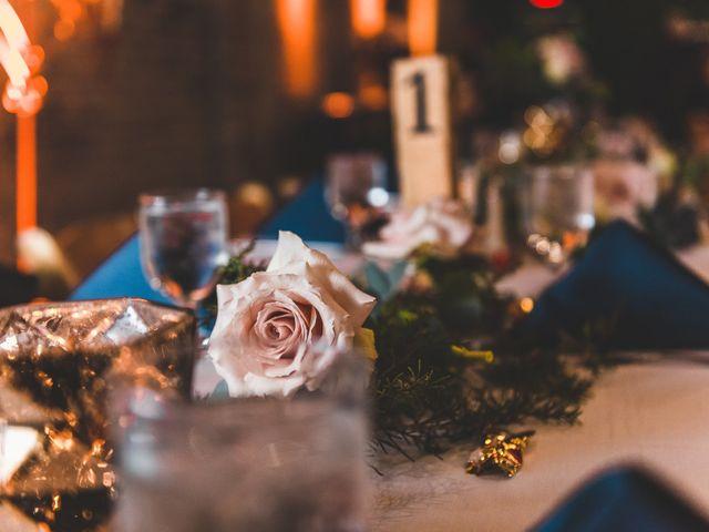 Caroline and Thomas's Wedding in Detroit, Michigan 7