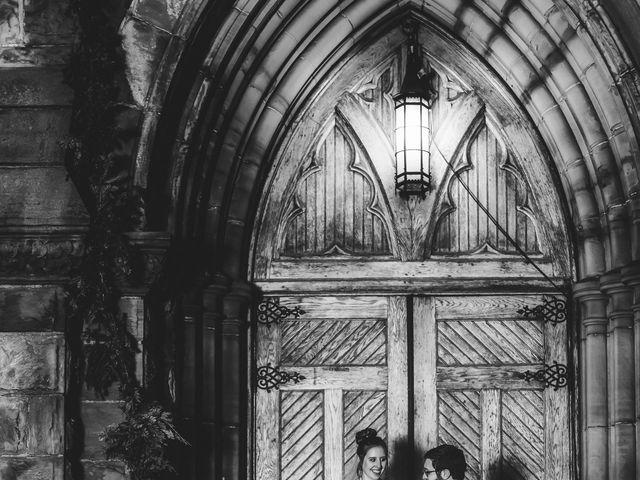 Caroline and Thomas's Wedding in Detroit, Michigan 12