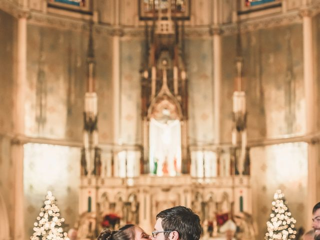 Caroline and Thomas's Wedding in Detroit, Michigan 16