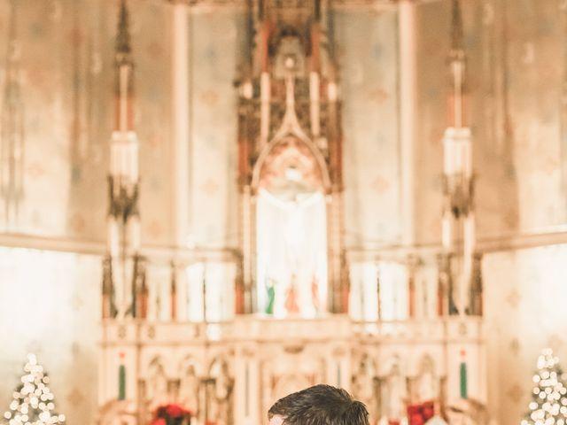 Caroline and Thomas's Wedding in Detroit, Michigan 17