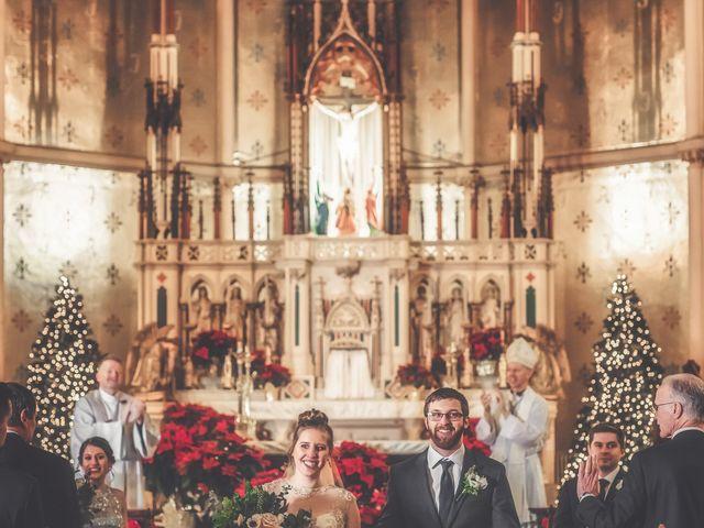 Caroline and Thomas's Wedding in Detroit, Michigan 18