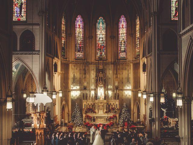 Caroline and Thomas's Wedding in Detroit, Michigan 20