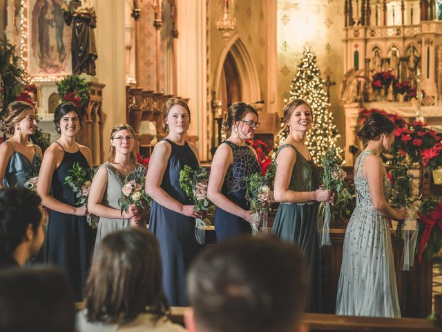 Caroline and Thomas's Wedding in Detroit, Michigan 23