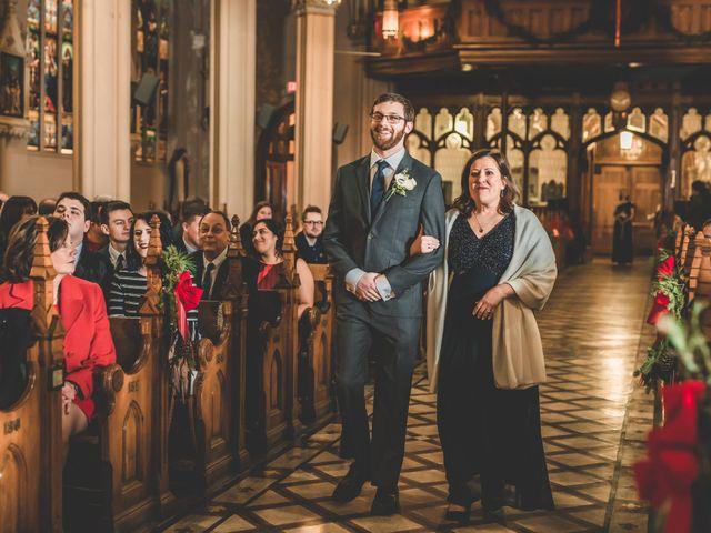 Caroline and Thomas's Wedding in Detroit, Michigan 24