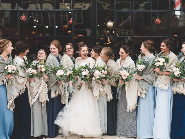 Caroline and Thomas's Wedding in Detroit, Michigan 28