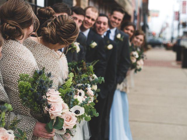 Caroline and Thomas's Wedding in Detroit, Michigan 29
