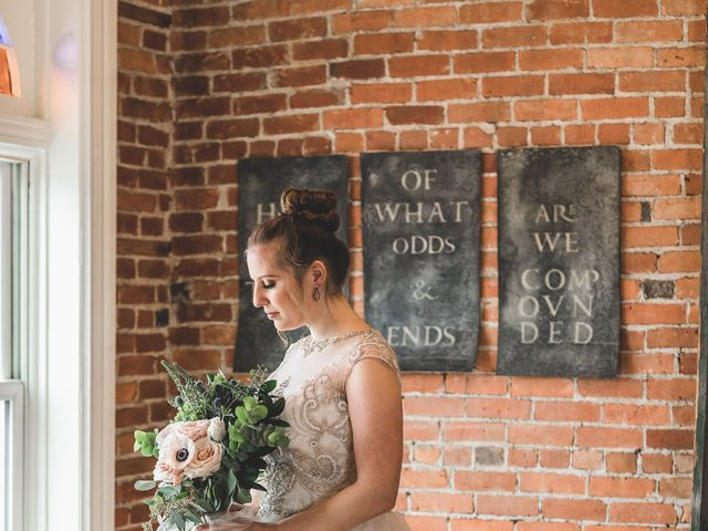 Caroline and Thomas's Wedding in Detroit, Michigan 34