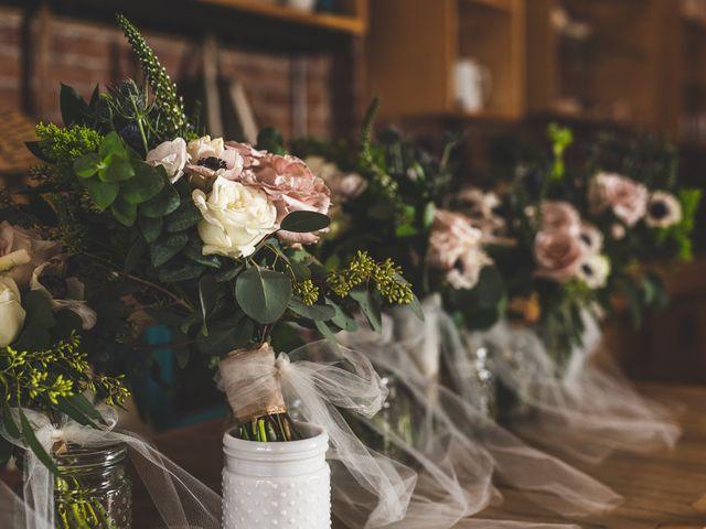 Caroline and Thomas's Wedding in Detroit, Michigan 46