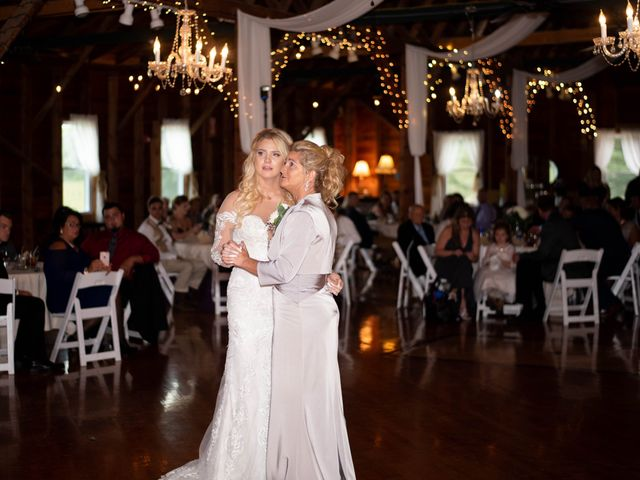 Ben and Kayla's Wedding in Central Bridge, New York 4