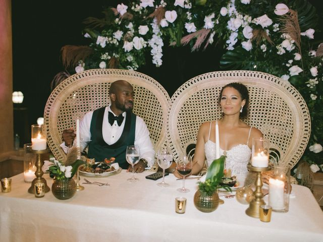 Jordan and Alysha's Wedding in La Romana, Dominican Republic 1