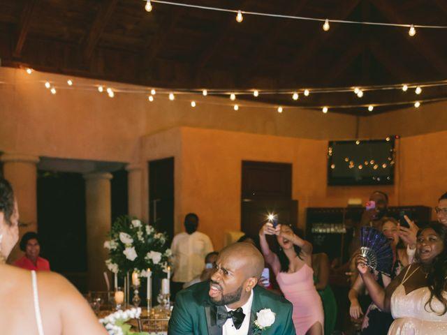 Jordan and Alysha's Wedding in La Romana, Dominican Republic 11