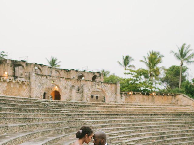 Jordan and Alysha's Wedding in La Romana, Dominican Republic 29