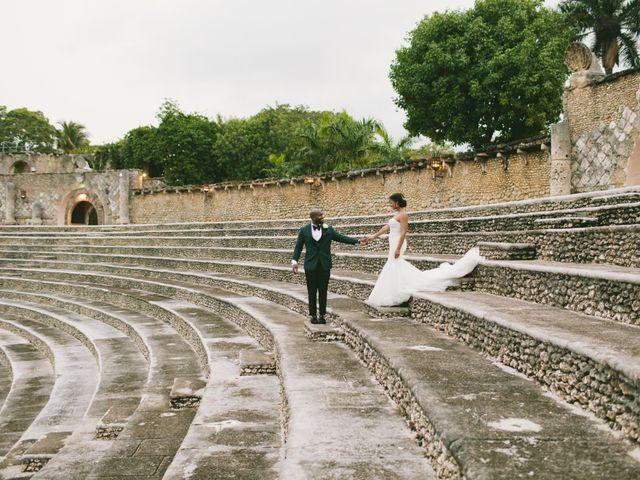 Jordan and Alysha's Wedding in La Romana, Dominican Republic 34