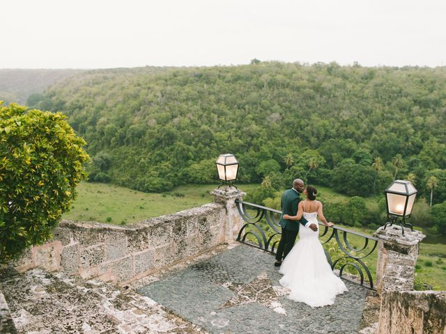 Jordan and Alysha's Wedding in La Romana, Dominican Republic 36