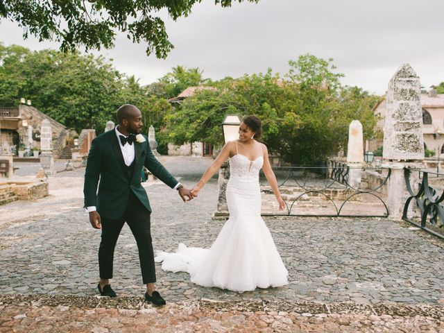 The wedding of Alysha and Jordan