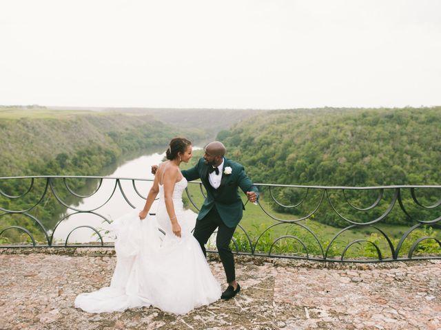 Jordan and Alysha's Wedding in La Romana, Dominican Republic 38