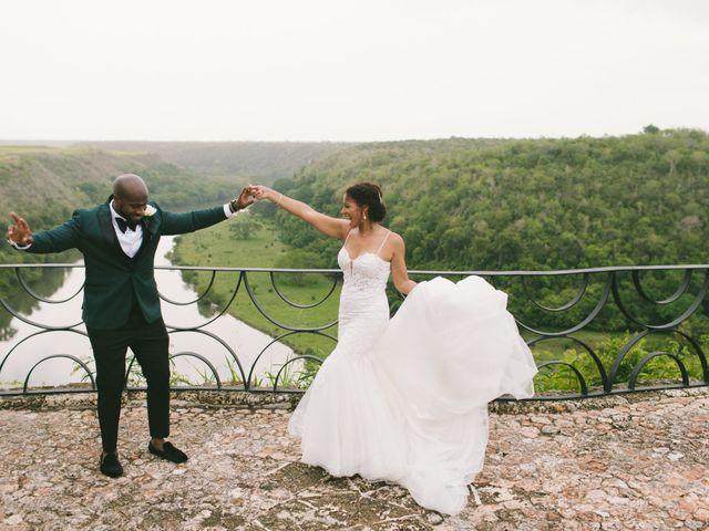 Jordan and Alysha's Wedding in La Romana, Dominican Republic 39