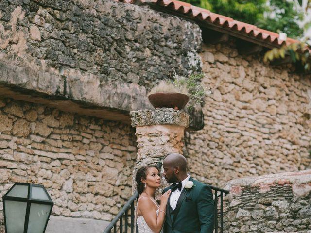 Jordan and Alysha's Wedding in La Romana, Dominican Republic 41