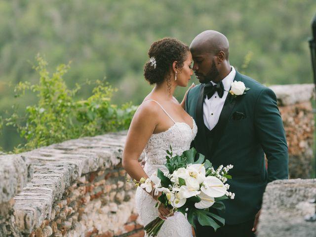 Jordan and Alysha's Wedding in La Romana, Dominican Republic 43
