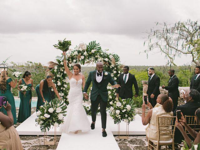 Jordan and Alysha's Wedding in La Romana, Dominican Republic 48