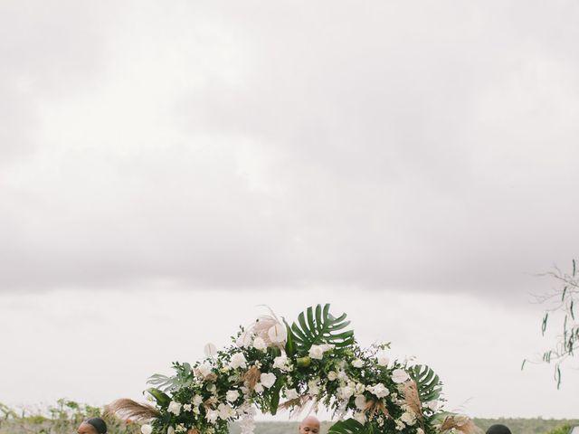 Jordan and Alysha's Wedding in La Romana, Dominican Republic 49