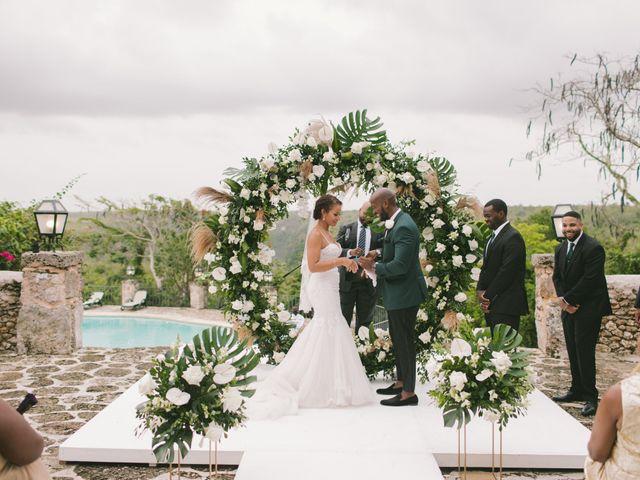 Jordan and Alysha's Wedding in La Romana, Dominican Republic 51
