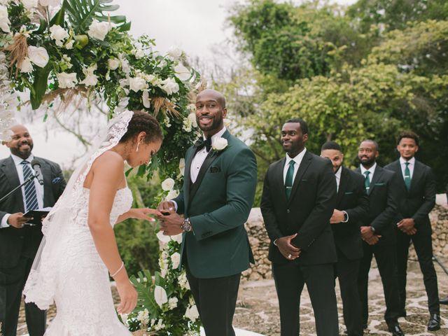 Jordan and Alysha's Wedding in La Romana, Dominican Republic 52