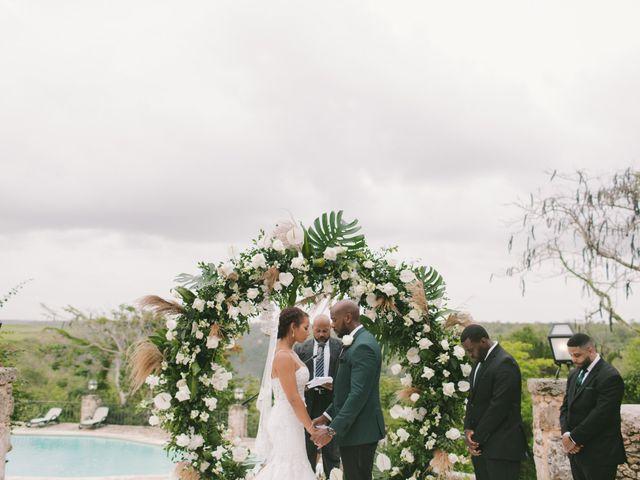 Jordan and Alysha's Wedding in La Romana, Dominican Republic 53