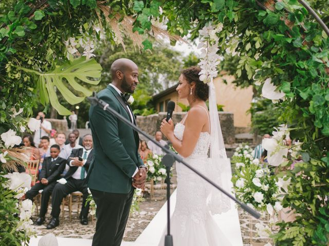 Jordan and Alysha's Wedding in La Romana, Dominican Republic 54