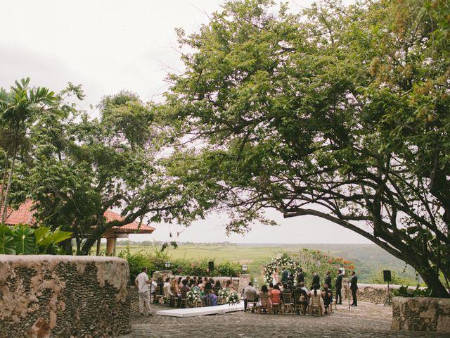 Jordan and Alysha's Wedding in La Romana, Dominican Republic 56
