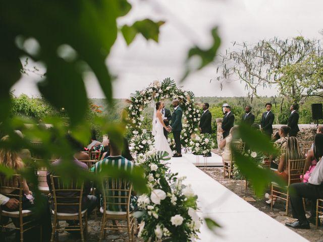 Jordan and Alysha's Wedding in La Romana, Dominican Republic 57