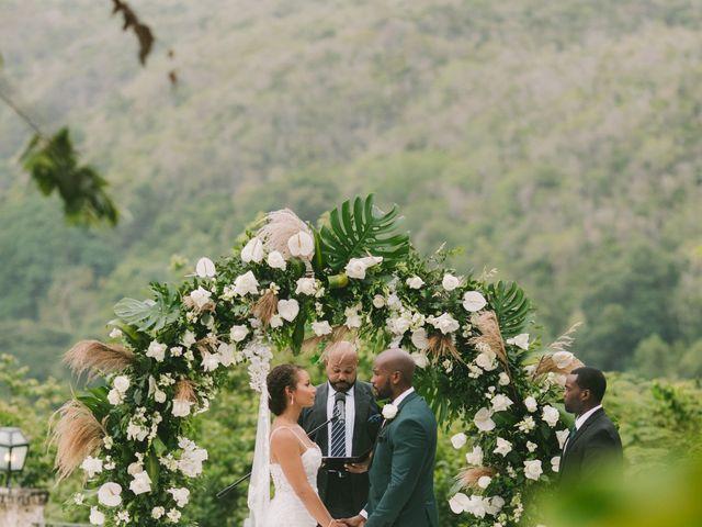 Jordan and Alysha's Wedding in La Romana, Dominican Republic 58