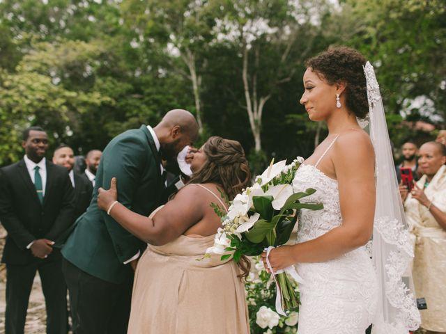 Jordan and Alysha's Wedding in La Romana, Dominican Republic 70