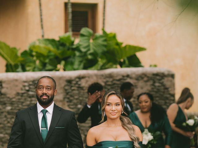 Jordan and Alysha's Wedding in La Romana, Dominican Republic 75