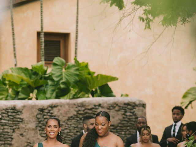 Jordan and Alysha's Wedding in La Romana, Dominican Republic 76
