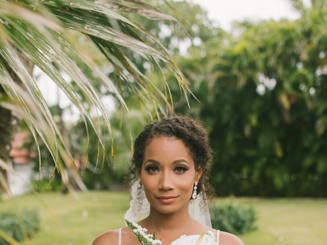 Jordan and Alysha's Wedding in La Romana, Dominican Republic 85