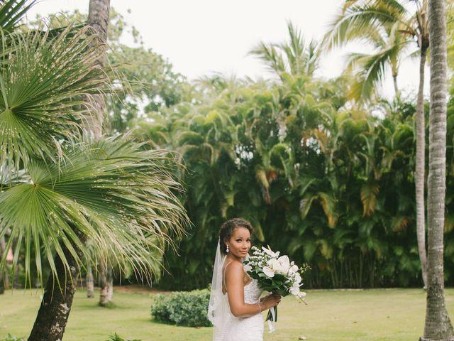 Jordan and Alysha's Wedding in La Romana, Dominican Republic 87