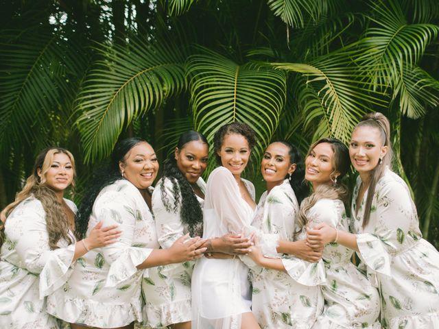 Jordan and Alysha's Wedding in La Romana, Dominican Republic 92