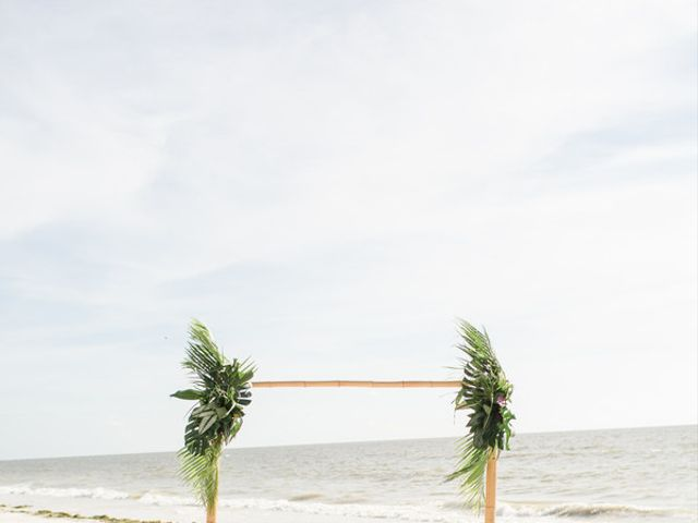 Lindsay and Gyles's Wedding in Bonita Springs, Florida 17