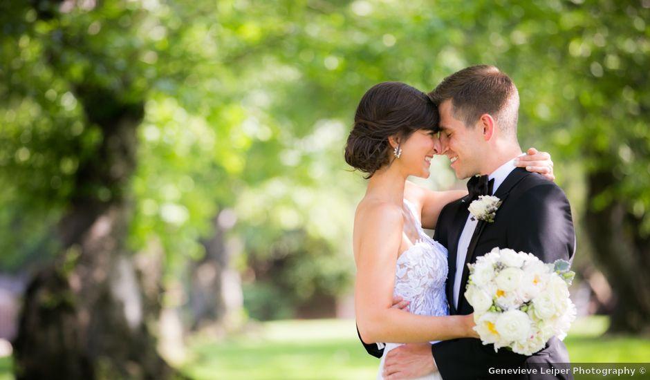 John and Kimberly's Wedding in Washington, District of Columbia