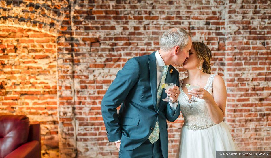 John and Brooke's Wedding in Denver, Colorado