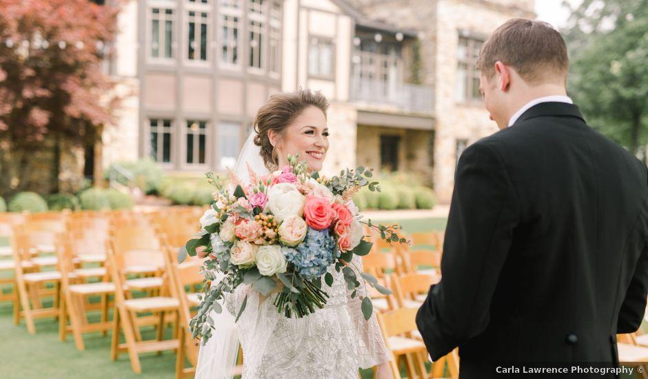 Austin and Haley's Wedding in Huntsville, Alabama
