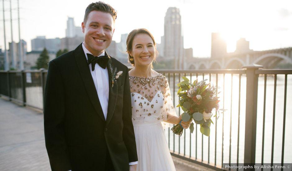 Joe and Hannah's Wedding in Minneapolis, Minnesota