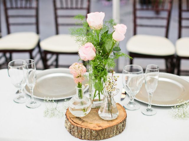 Ashley and Scott's Wedding in Andrews, North Carolina 9